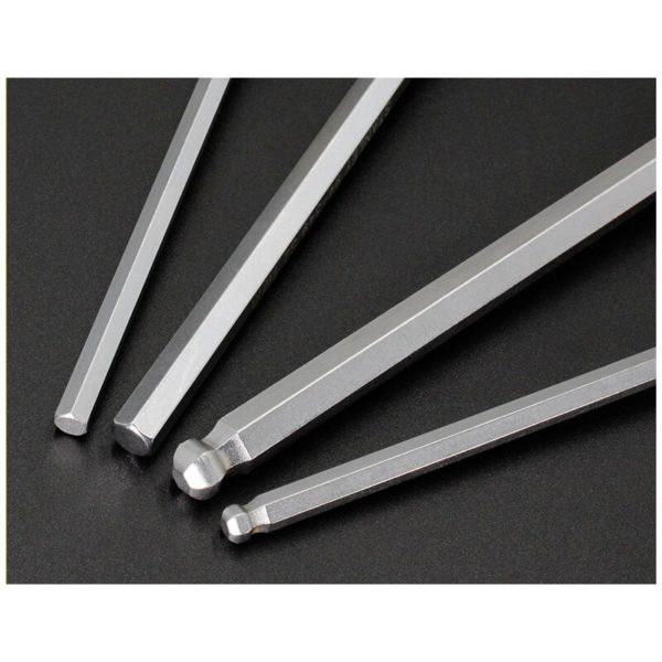 Stanley comfortable T-handle allen wrench 2mm/2.5mm/3mm/4mm/5mm/6mm/7mm/8mm/10mm T shape hexagon wrenches  t hex keys S2 steel 2