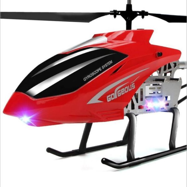 85*9.5*24cm super large 3.5 channel 2.4G Remote control aircraft RC Helicopter plane Drone model Adult kids children gift toys 1
