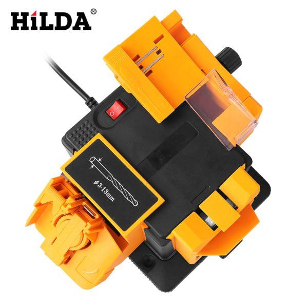 HILDA 96W 3in1 Multifunction sharpener Household Grinding Tool sharpener drill for knife Twist drill HSS drill scissor chisel 2