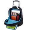 Rolling Luggage Travel Backpack Shoulder Spinner Backpacks 4