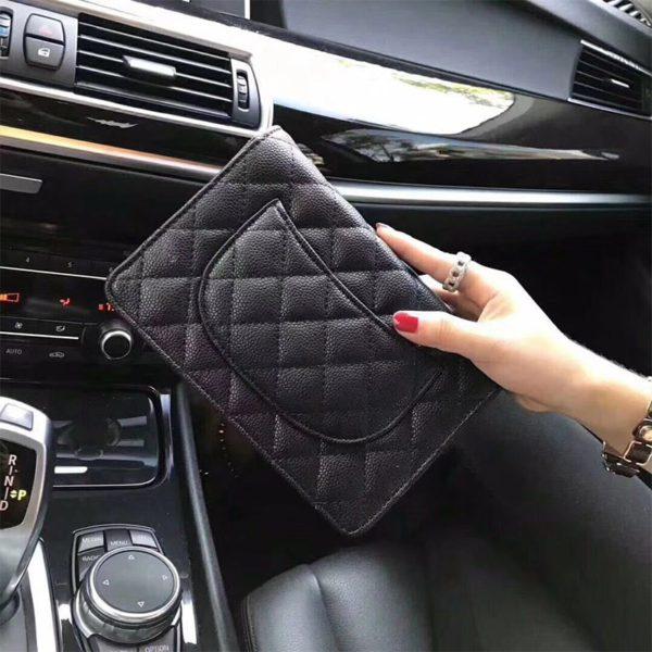 2020 New Quality material leather handbags  rhombus chain handbags fashion slanted shoulder bag