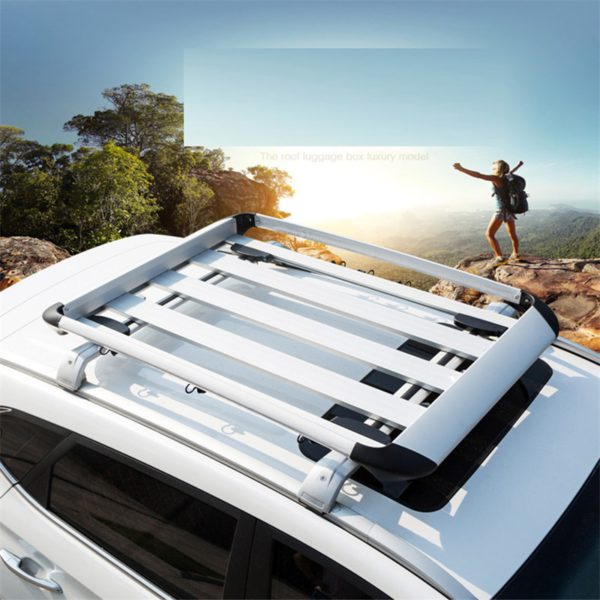 Car Roof Luggage Frame Aluminum