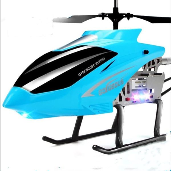 85*9.5*24cm super large 3.5 channel 2.4G Remote control aircraft RC Helicopter plane Drone model Adult kids children gift toys 2