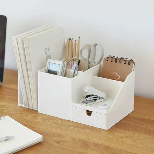 Sharkbang ABS Desk Office Storage Organizer  1
