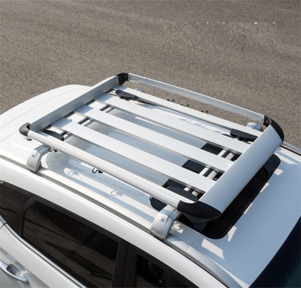 Car Roof Luggage Frame Aluminum 2