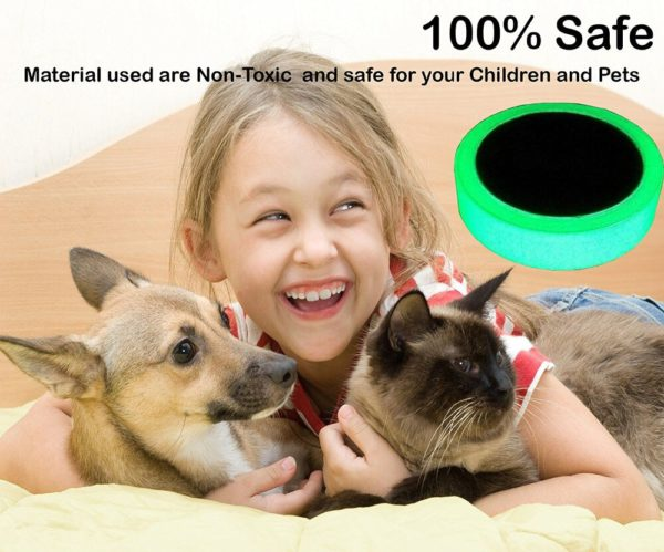 Luminous Tape 12MM 3M Self-adhesive Tape Night Vision Glow In Dark Safety Warning Security Stage Home Decoration Tapes 3