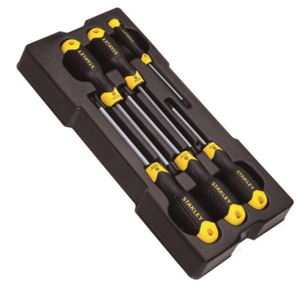 STANLEY STMT1-74182-6 screwdrivers Cushiongrip Torx
