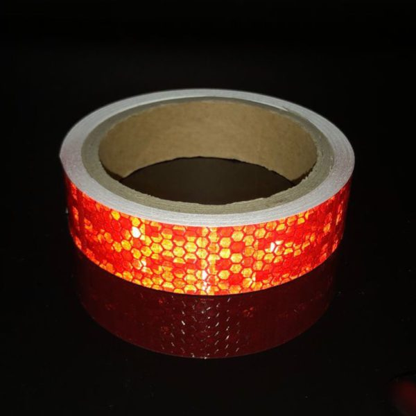 3M Bike Stickers Decals Reflective Stickers Strip Bicycle Reflective Tape Sticker Bicycle Wheel Bike Bicycle Accessories 3