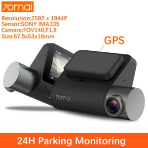 70mai Pro Auto Dash Cam 1944P ADAS Car Dvr Dash Camera 70 mai Dashcam Voice Control 24H Parking Monitor Vehicle Video Recorder