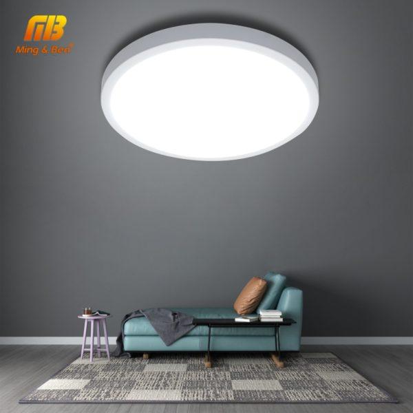 LED Panel Lamp LED Ceiling Light 48W 36W 24W 18W 13W 9W 6W Down Light Surface Mounted AC 85-265V Modern Lamp For Home Lighting 3