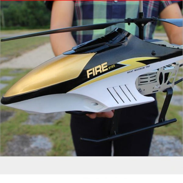 85*9.5*24cm super large 3.5 channel 2.4G Remote control aircraft RC Helicopter plane Drone model Adult kids children gift toys 3