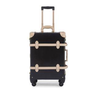 Jazz Black Pearl White contrunkage suitcase luggage travel trip