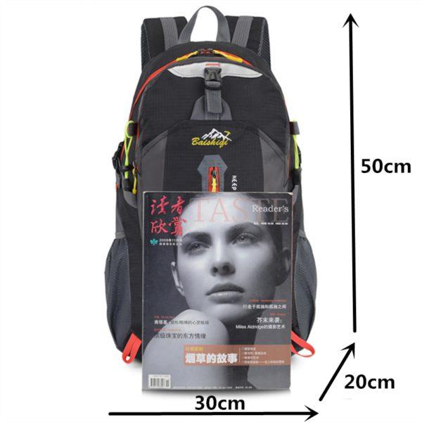 Travel Climbing Waterproof Backpacks Men 4