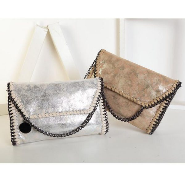 062317 new fashion women chains single shoulder cross body bag small bag day clutches bag 1