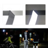 3M Safety Reflective Heat transfer Vinyl Film DIY Silver Iron on Reflective Tape For Clothing 4