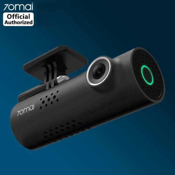 70mai Dash Cam Car DVR Wifi APP Voice Control 70 Mai Dash Cam 1S FHD 1080P Night Vision Car Camera Auto Video Recorder G-sensor