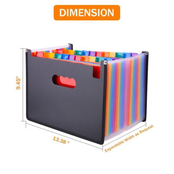 File Folder A4 Organizer 1