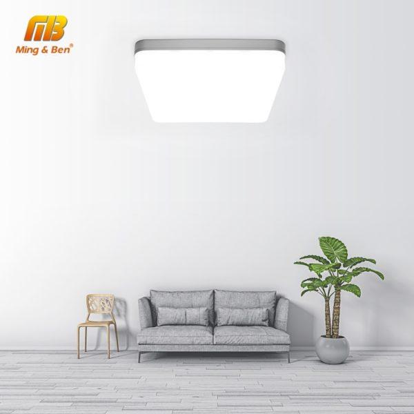 LED Panel Lamp LED Ceiling Light 48W 36W 24W 18W 13W 9W 6W Down Light Surface Mounted AC 85-265V Modern Lamp For Home Lighting 4