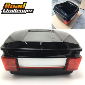 Motorcycle Rear Storage Box Tail Luggage