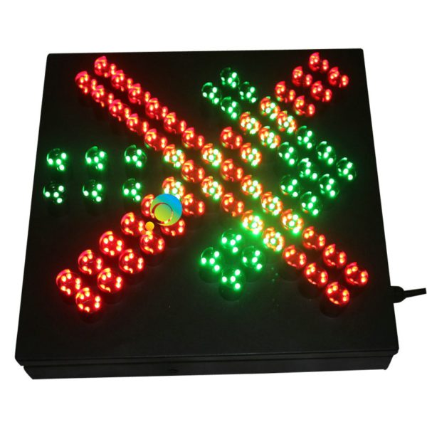 Factory price High way toll station traffic guidance light 400mm stop go red green traffic light