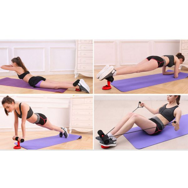 Fitness Sit Up Bar Assistant Gym Exercise Device 5