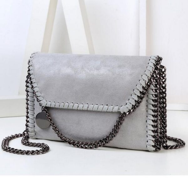 062317 new fashion women chains single shoulder cross body bag small bag day clutches bag 4