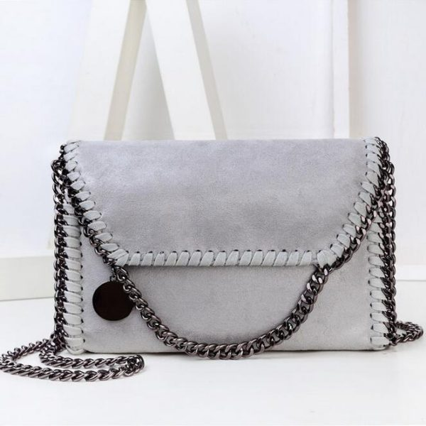 062317 new fashion women chains single shoulder cross body bag small bag day clutches bag
