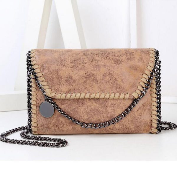 062317 new fashion women chains single shoulder cross body bag small bag day clutches bag 5
