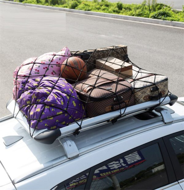 Car Roof Luggage Frame Aluminum 1