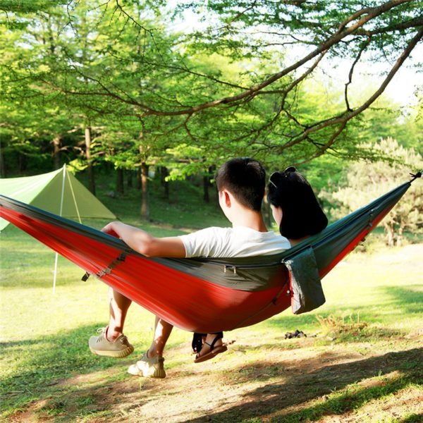 Portable Mosquito Net Hammock Tent With Adjustable Straps 5