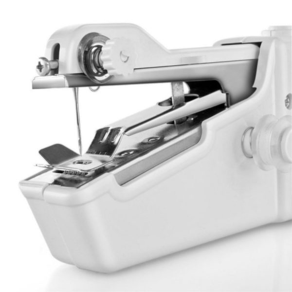 Portable Sewing Machine Mini Handheld Sewing Machine Electric Stitch Household Repair Tool Kit For Quick Repairs