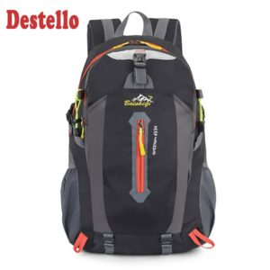Travel Climbing Waterproof Backpacks Men