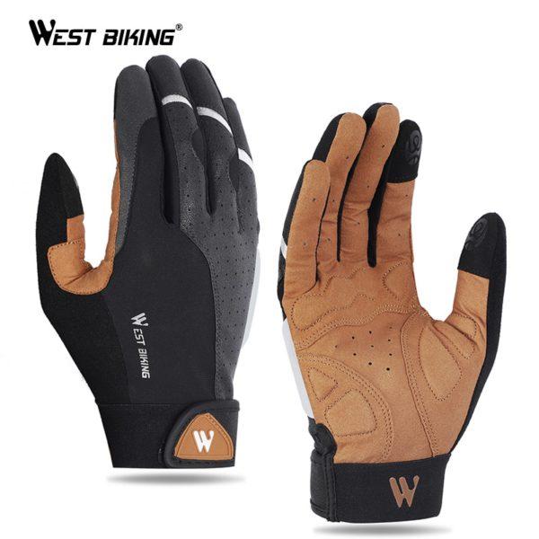 WEST BIKING Cycling Gloves