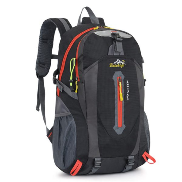 Travel Climbing Waterproof Backpacks Men 1