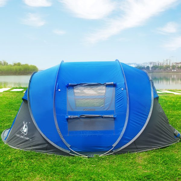 HUI LINGYANG throw tent outdoor automatic tents 2