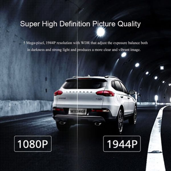 70mai Dash Cam Pro 1944P Speed Coordinates GPS ADAS 70mai Pro Car DVR WiFi 70 Mai Dash Camera Voice Control 24H Parking Monitor 3
