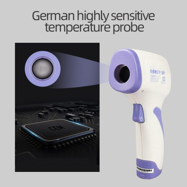 CEM DT-8806S/H Non-contact Infrared Thermometer For Measuring  Temperature High-Precision Temperature Measuring Tool 5