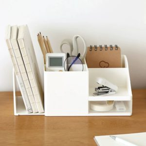 Sharkbang ABS Desk Office Storage Organizer