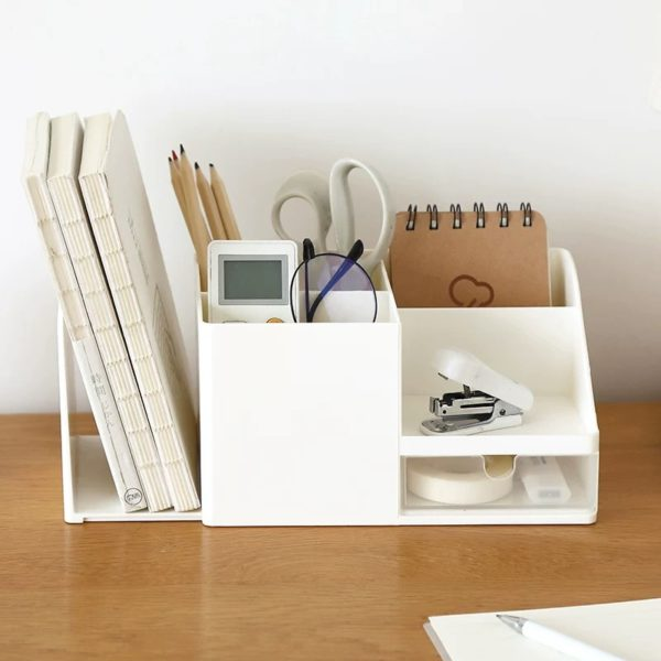 Sharkbang ABS Desk Office Storage Organizer