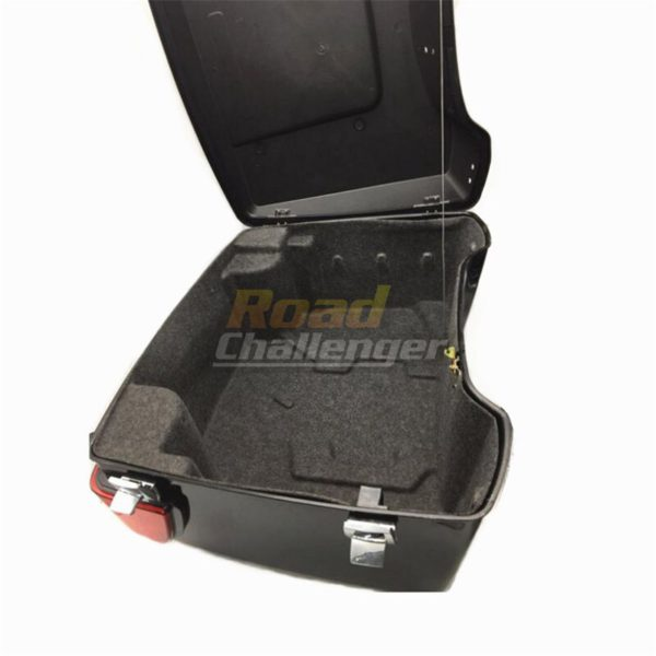 Motorcycle Rear Storage Box Tail Luggage 2
