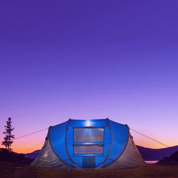 HUI LINGYANG throw tent outdoor automatic tents 4