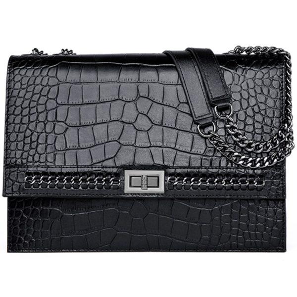 ZOOLER Luxury Brand Designer Genuine Leather Bags for women 2020 Cow Leather Woman Shoulder Bags Fashion Purses bolsa feminina 2