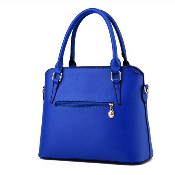 100% Genuine leather Women handbag 2019 New Three piece type fashion Crossbody Shoulder Handbag women messenger bags 4