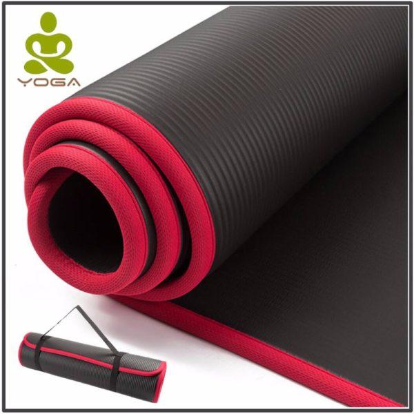Yoga Mats For Fitness Tasteless Pilates Gym Exercise
