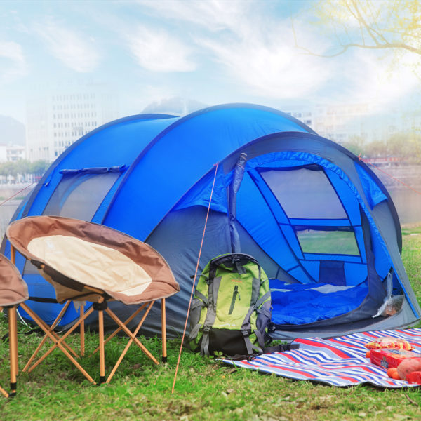 HUI LINGYANG throw tent outdoor automatic tents 3